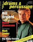 Titelbild Drums and Percussion