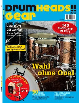 Drum Heads Gear 2015